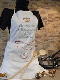 Stoffmalerei Kochschürze