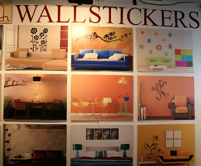 Wallstickers, Wandtattoos