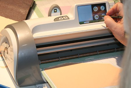 Cricut Expression 2 mit Touchscreen