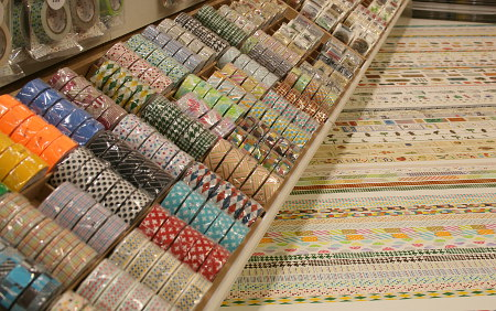 washi tapes von marks